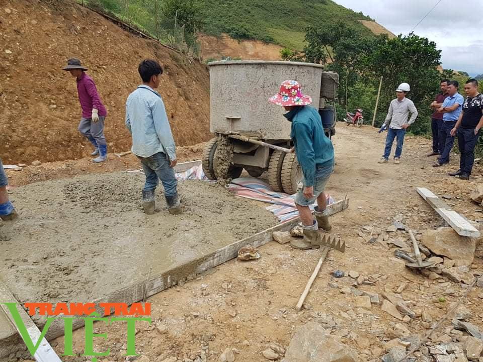 Điện Biên: Lồng ghép các nguồn vốn xây dựng nông thôn mới - Ảnh 3.