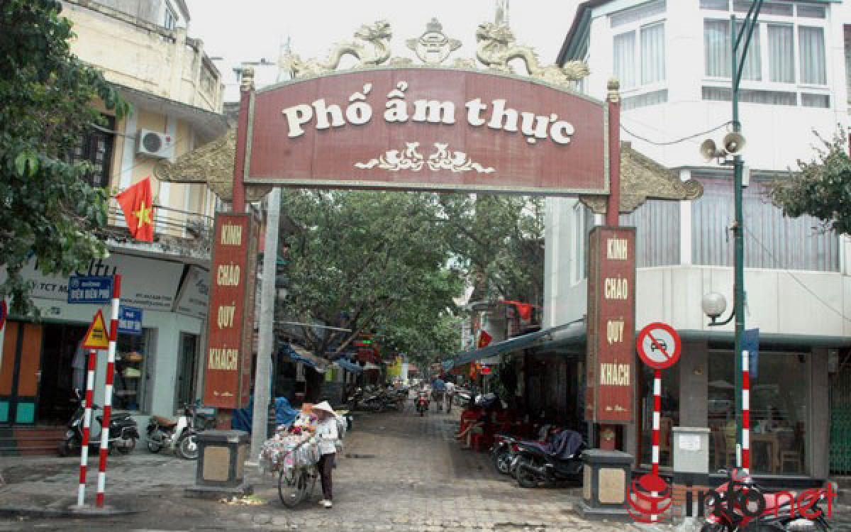 Thí điểm phát triển Kinh tế đêm tại khu vực phố cổ Hà Nội - Ảnh 1.