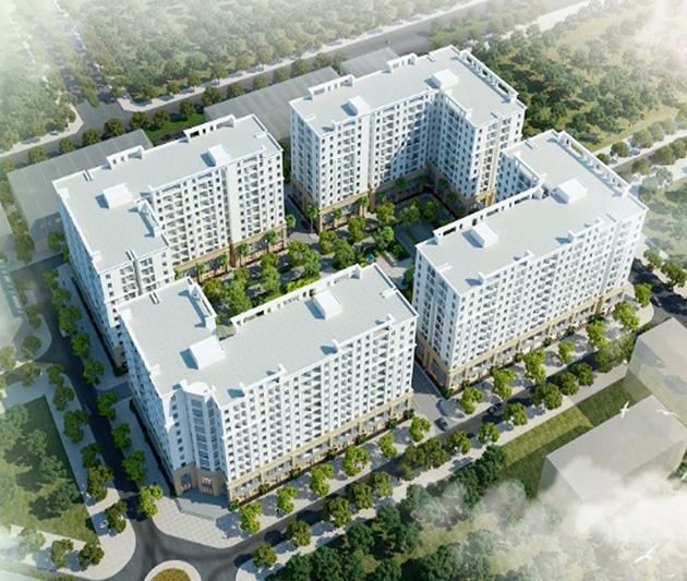 TP.HCM: Chính quyền cảnh báo dự án chung cư 'ma' gắn mác Bộ Công an hơn 1.500 căn hộ - Ảnh 2.