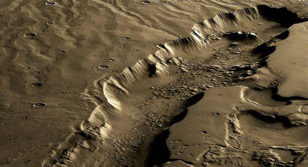 Bằng chứng người ngoài hành tinh sống trên sao Hỏa - Ảnh 2.