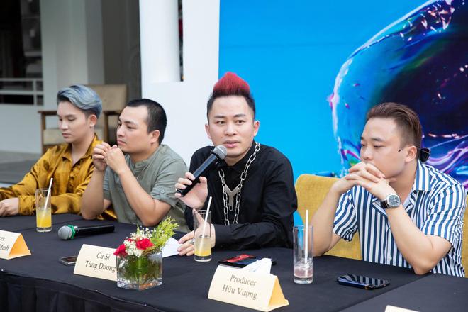 """Lý do gì khiến Tùng Dương """"bắt tay"""" với Á quân Rap Việt GDucky? - Ảnh 1."""