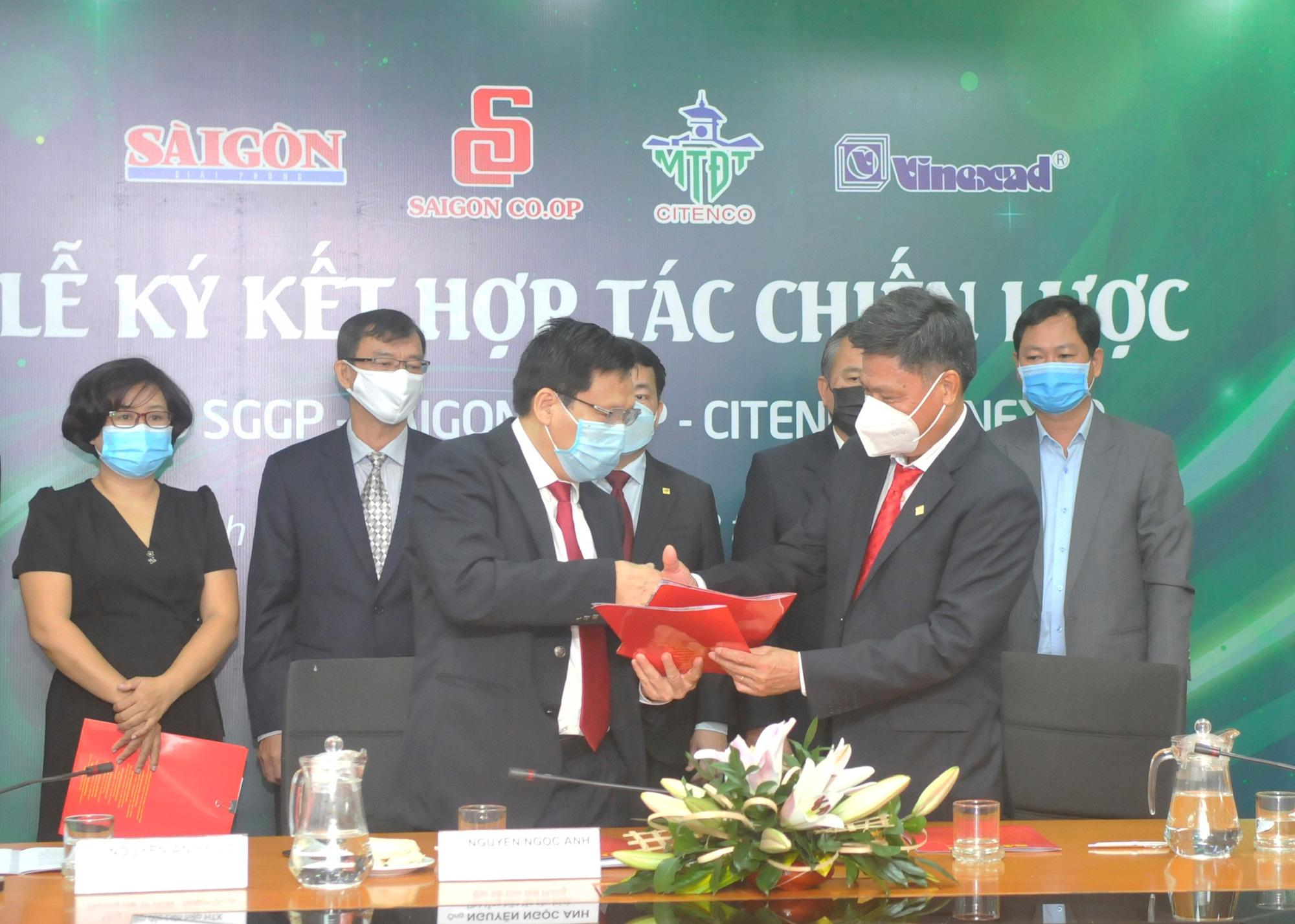 Công ty TNHH MTV Môi trường – Đô thị TP.HCM: Tăng cường hợp tác hướng đến phát triển sản xuất xanh - Ảnh 1.