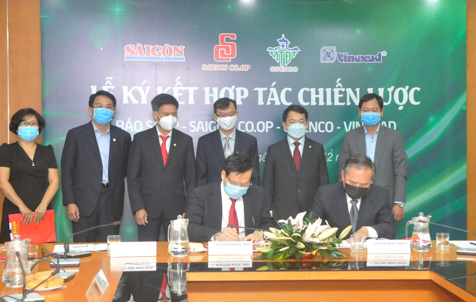 Công ty TNHH MTV Môi trường – Đô thị TP.HCM: Tăng cường hợp tác hướng đến phát triển sản xuất xanh - Ảnh 2.