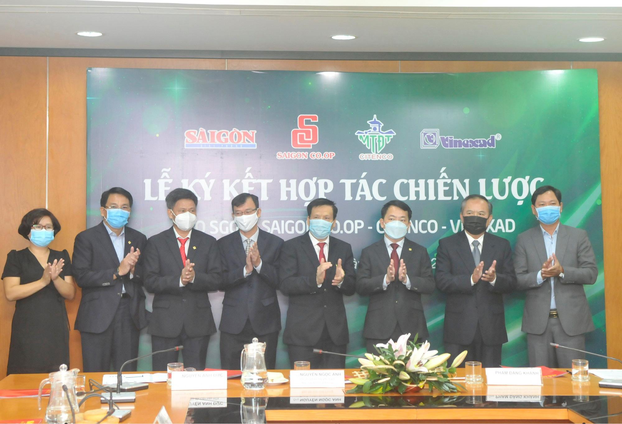 Công ty TNHH MTV Môi trường – Đô thị TP.HCM: Tăng cường hợp tác hướng đến phát triển sản xuất xanh - Ảnh 3.