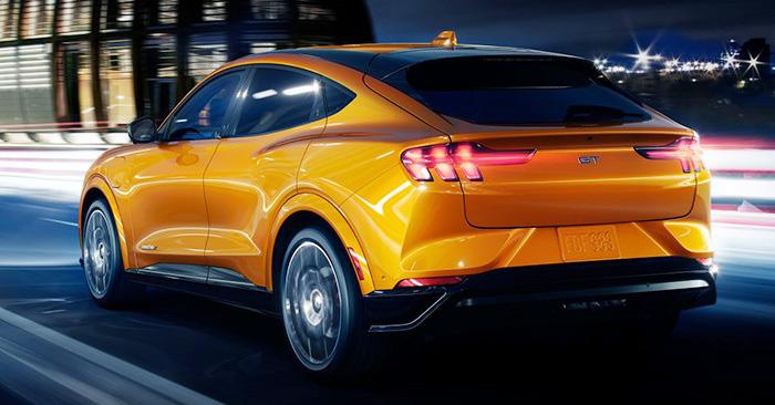 Khám phá xe điện Ford Mustang GT2021 480 mã lực giá gần 43.000 USD - Ảnh 2.