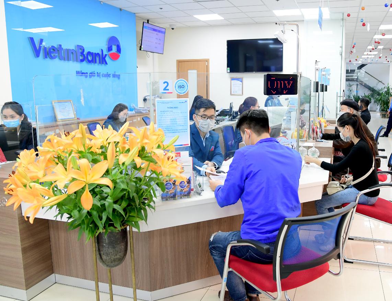 Trước giờ G đón Tết 2021: Bất ngờ với mục tiêu lợi nhuận năm 2020 của VietinBank - Ảnh 2.
