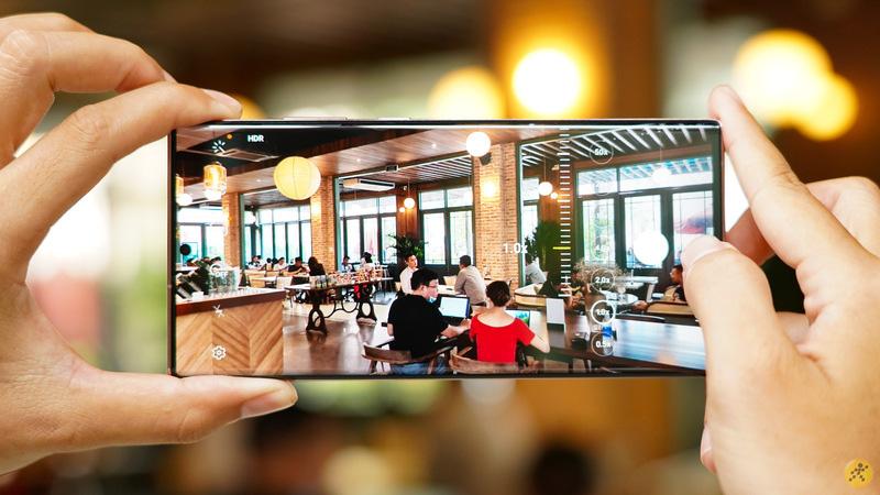 """Samsung - """"Trùm"""" công nghệ trong ngành smartphone - Ảnh 3."""