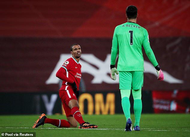 Liverpool buộc phải tăng cường hậu vệ ở phiên chợ tháng Một.