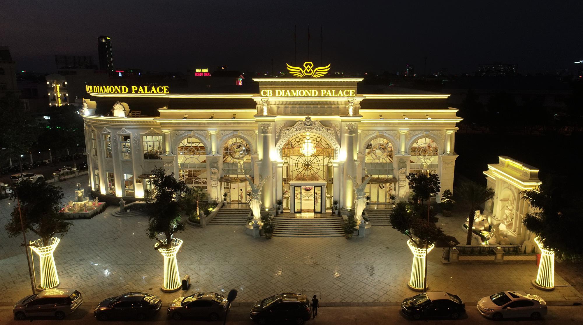 CB Diamond Palace Trung tâm hội nghị - yến tiệc bậc nhất Tây Đô - Ảnh 1.