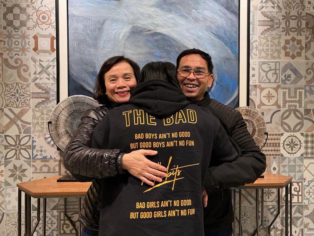 Loạt sao Việt tạm biệt năm 2020, sẵn sàng chào đón năm mới - Ảnh 7.
