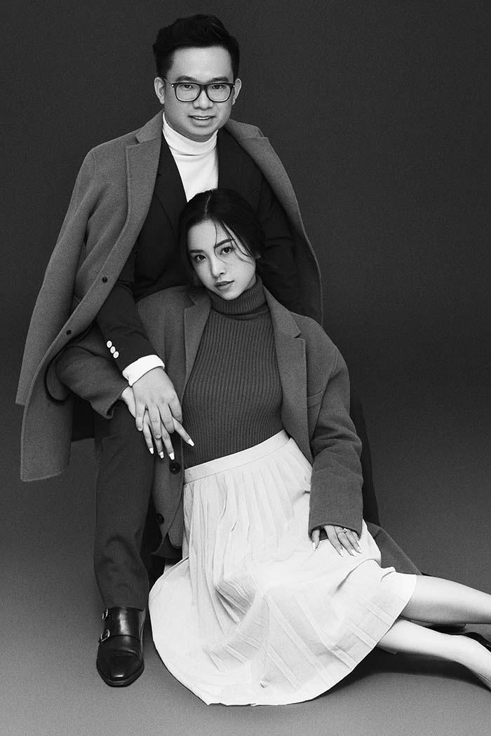 Bộ ảnh cưới siêu ngọt ngào của Á hậu Thuý An khiến khán giả ngất ngây - Ảnh 7.