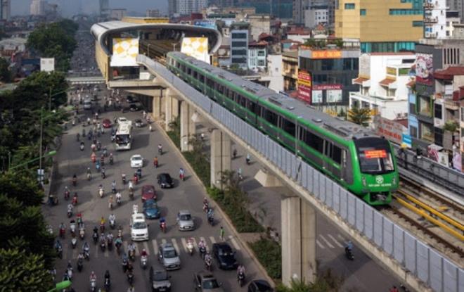 Đường sắt Cát Linh - Hà Đông sẽ bàn giao cho Hà Nội trong quý I/2021 - Ảnh 1.