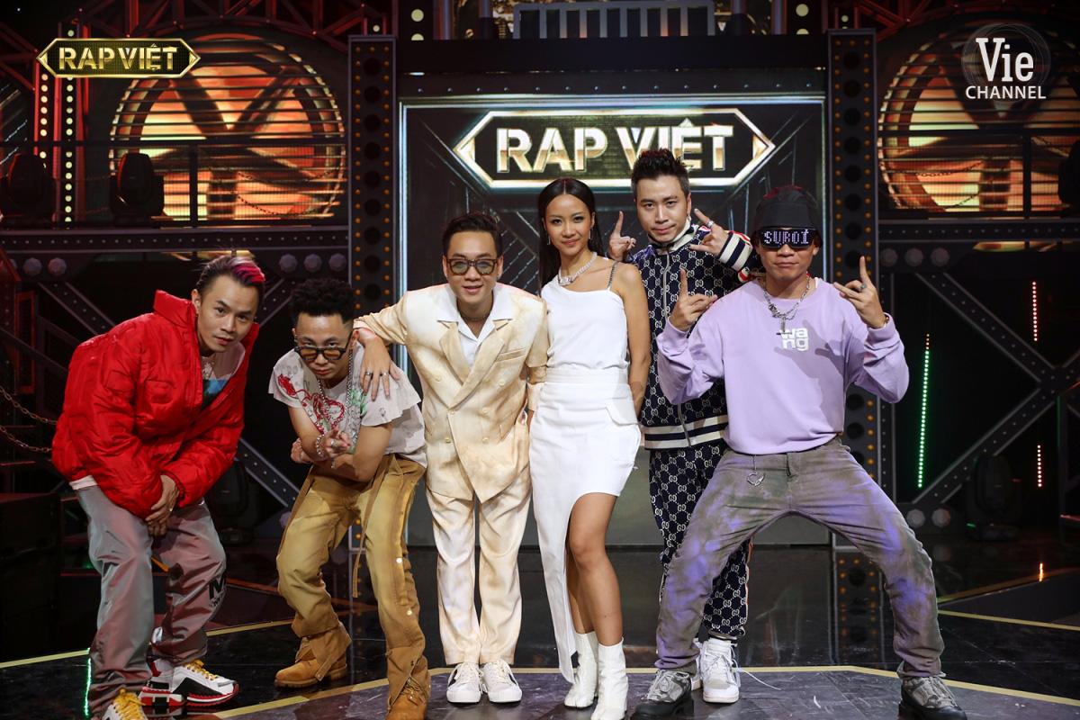 Nhạc Việt năm 2020: Rap chiếm sóng, bùng nổ liveshow trực tuyến vì Covid-19 - Ảnh 1.