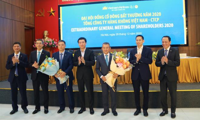 Chân dung tân CEO Vietnam Airlines Lê Hồng Hà - Ảnh 1.