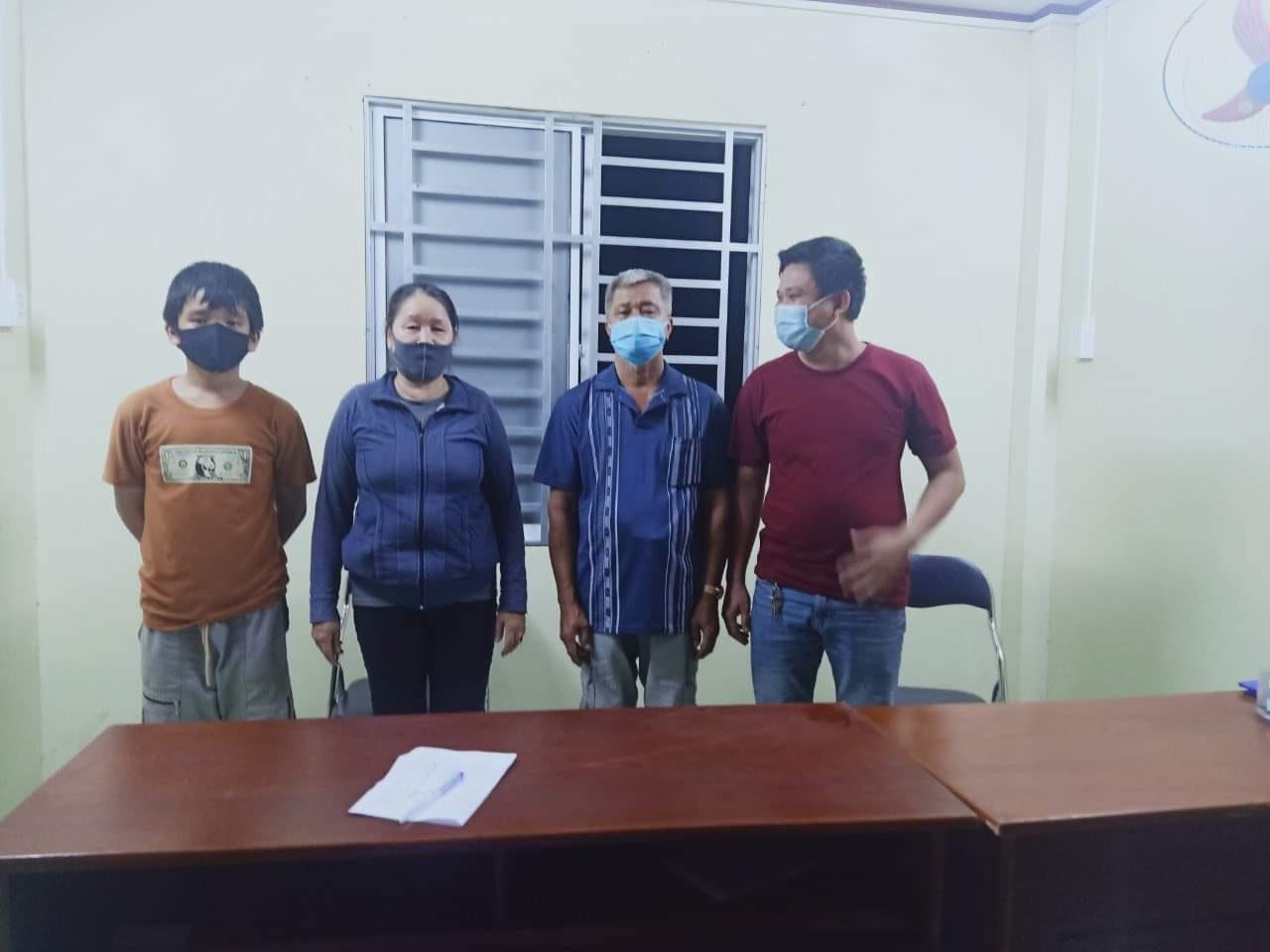 An Giang: Bắt giữ 4 đối tượng nhập cảnh trái phép từ Campuchia - Ảnh 1.