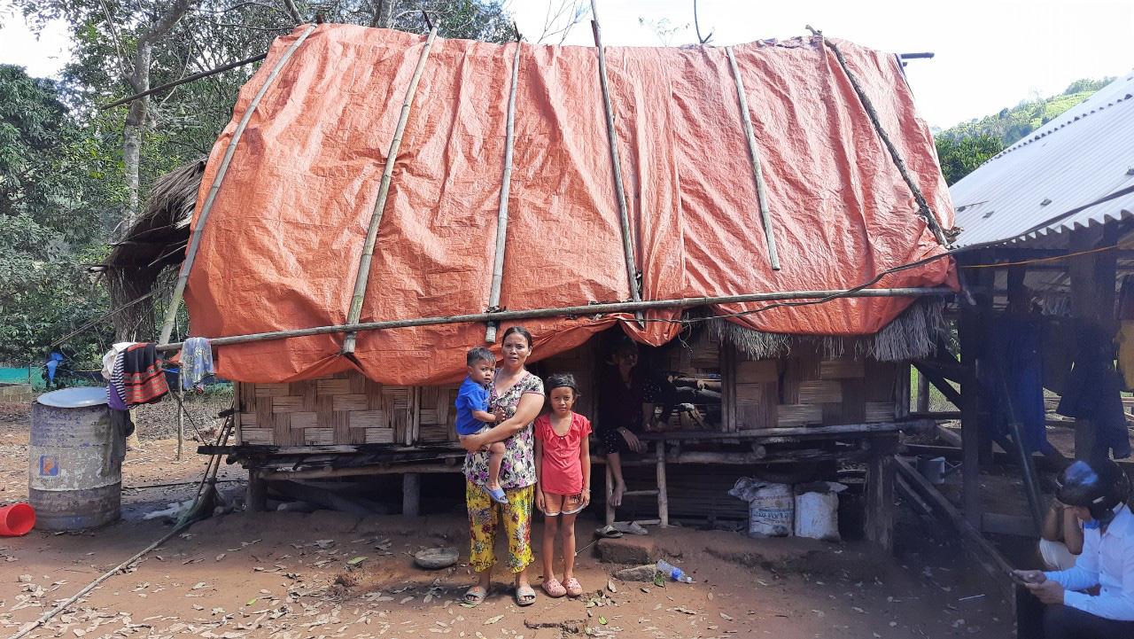 """Báo Dân Việt kêu gọi mang """"Đông ấm"""" về với học sinh nghèo Quảng Trị - Ảnh 1."""