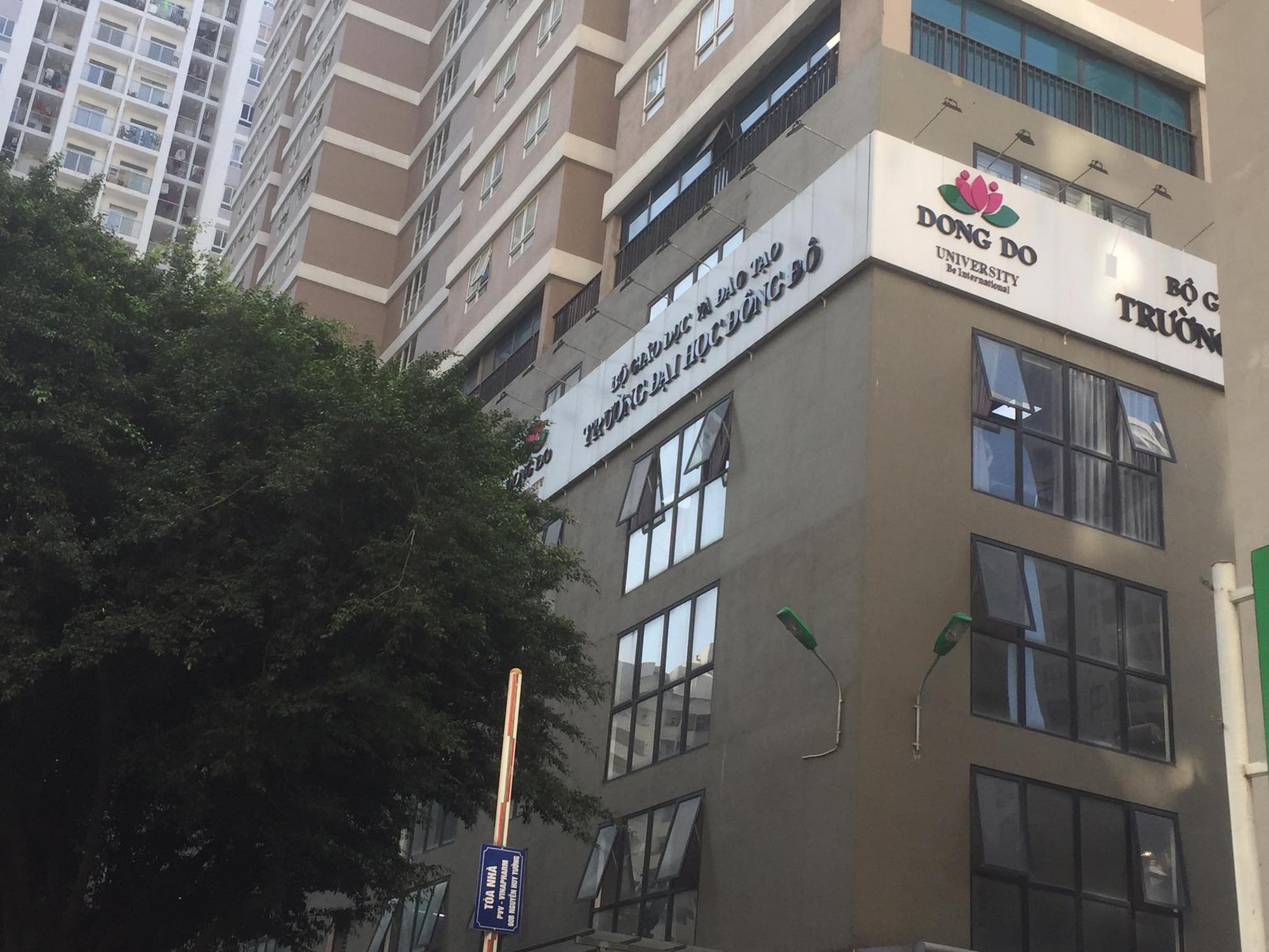 Trường Đại học Đông Đô có liên hệ được với 55 người sử dụng bằng giả? - Ảnh 1.