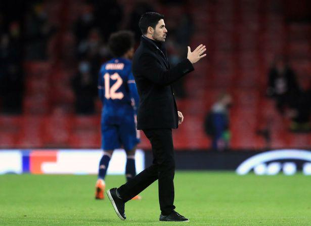 Arsenal đại thắng ở Europa League, Arteta nói lời gan ruột với CĐV - Ảnh 1.