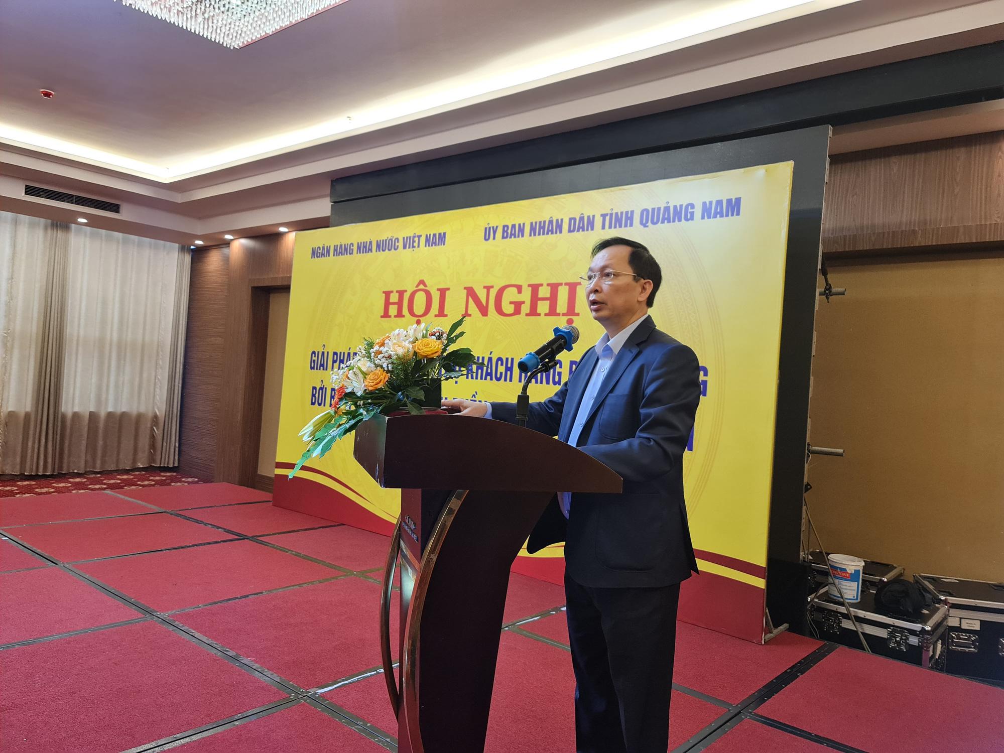 Ngân hàng Nhà nước Việt Nam - Hiến kế giúp người dân miền Trung - Tây Nguyên khắc phục sau bão, lũ - Ảnh 1.