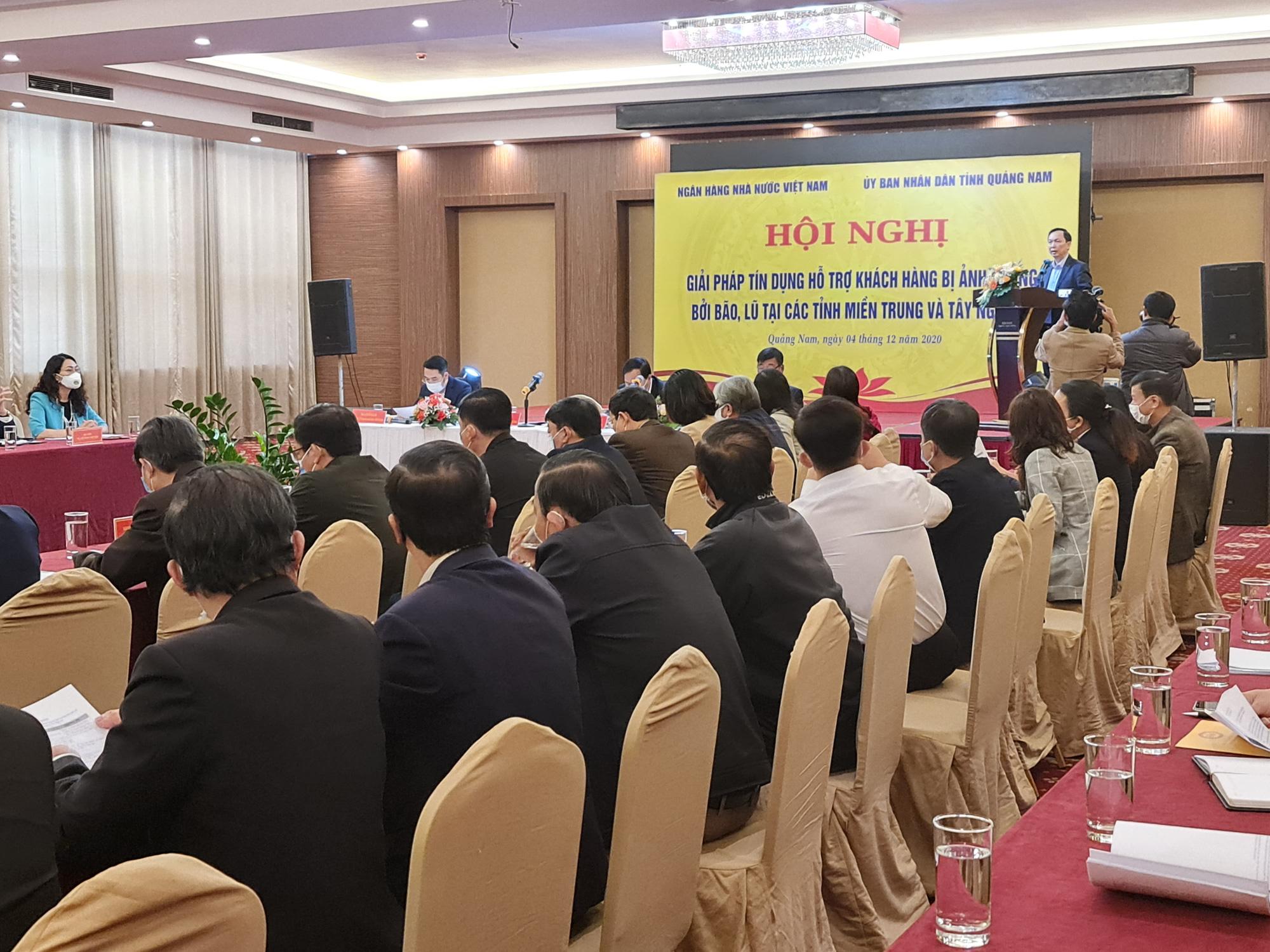 Ngân hàng Nhà nước Việt Nam - Hiến kế giúp người dân miền Trung - Tây Nguyên khắc phục sau bão, lũ - Ảnh 4.