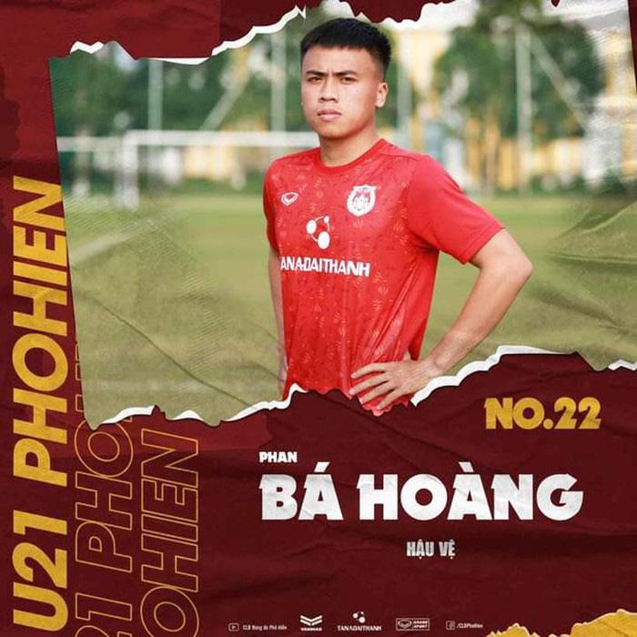 Cựu tuyển thủ U18 Việt Nam chạy xe công nghệ đầu quân cho Phố Hiến - Ảnh 2.