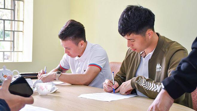 Nhận học bổng quản trị kinh doanh, nhưng Quang Hải theo học ngành nào? - Ảnh 1.