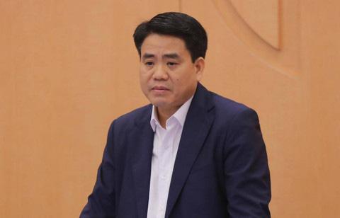 Trước ông Nguyễn Đức Chung, những cán bộ cấp cao nào đã bị Trung ương khai trừ khỏi Đảng? - Ảnh 1.