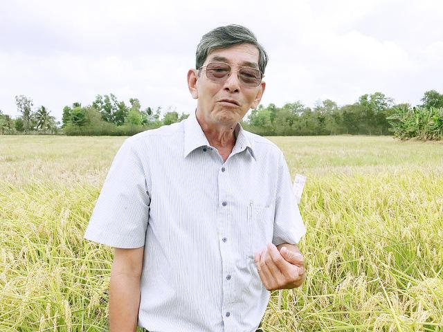 """""""Anh hùng lúa"""" Hồ Quang Cua và hành trình lai tạo hạt gạo ngon nhất thế giới - Ảnh 4."""