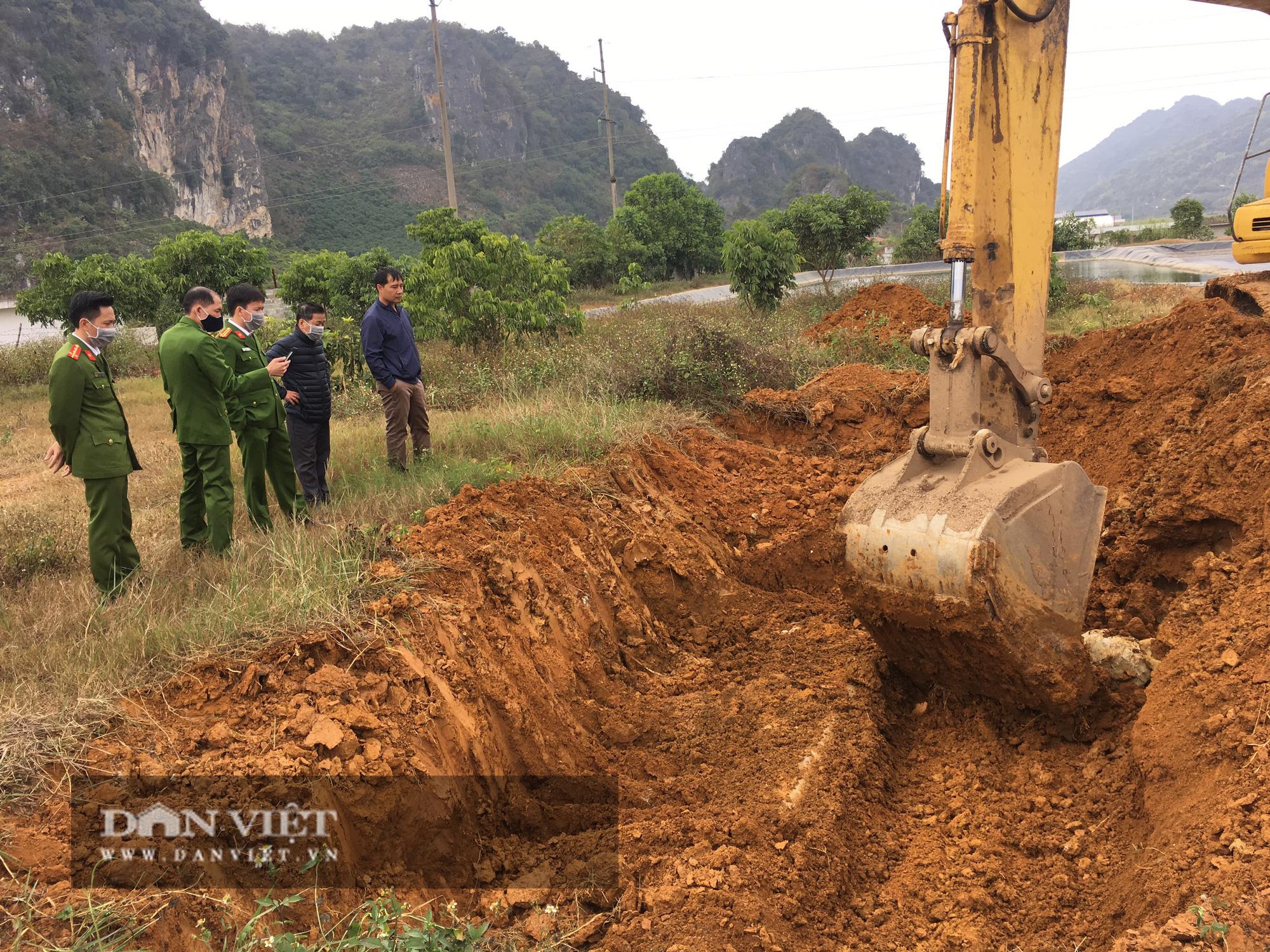 Bắt quả tang Cty CP chế biến nông sản BHL Sơn La có dấu hiệu xả thải chưa đúng quy định - Ảnh 4.