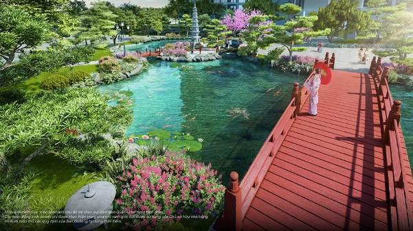 Vinhomes chính thức ra mắt The Zenpark – tinh thần Nhật Bản giữa lòng Vinhomes Ocean Park - Ảnh 1.