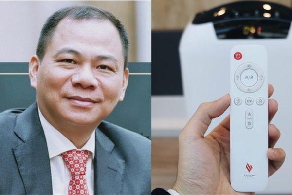 """Tò mò """"siêu phẩm công nghệ"""" mới của tỷ phú Phạm Nhật Vượng  - Ảnh 1."""