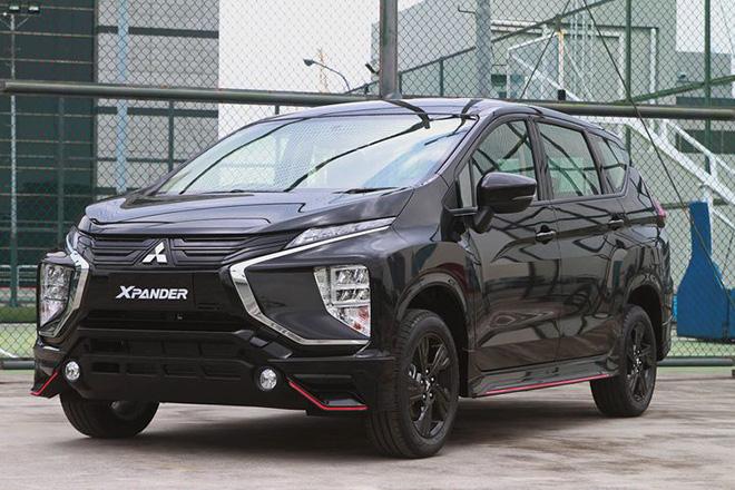 Xe Mitsubishi Xpander khuyến mãi ra sao trong tháng 12/2020? - Ảnh 1.