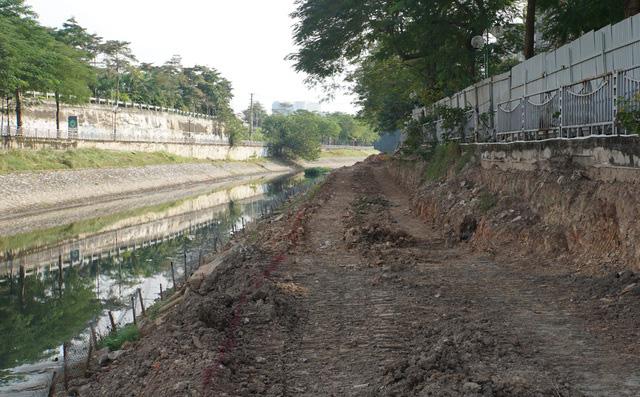 Cận cảnh công trình tách nước thải khỏi sông Tô Lịch - Ảnh 5.