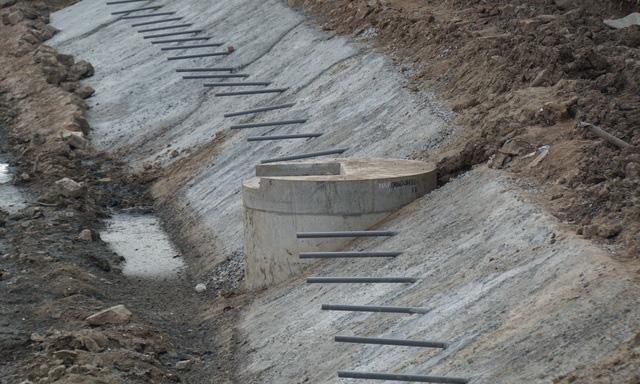 Cận cảnh công trình tách nước thải khỏi sông Tô Lịch - Ảnh 14.