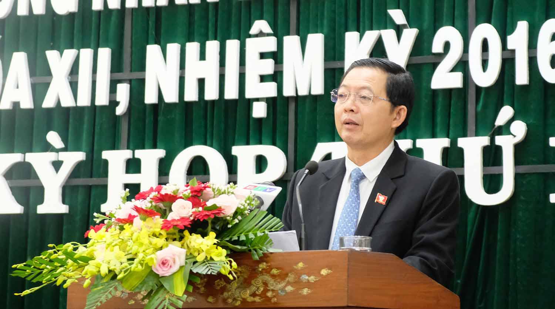 """Tài nguyên bị """"rút ruột"""" trái phép, Giám đốc Sở TNMT tỉnh Bình Định giải trình thế nào? - Ảnh 2."""