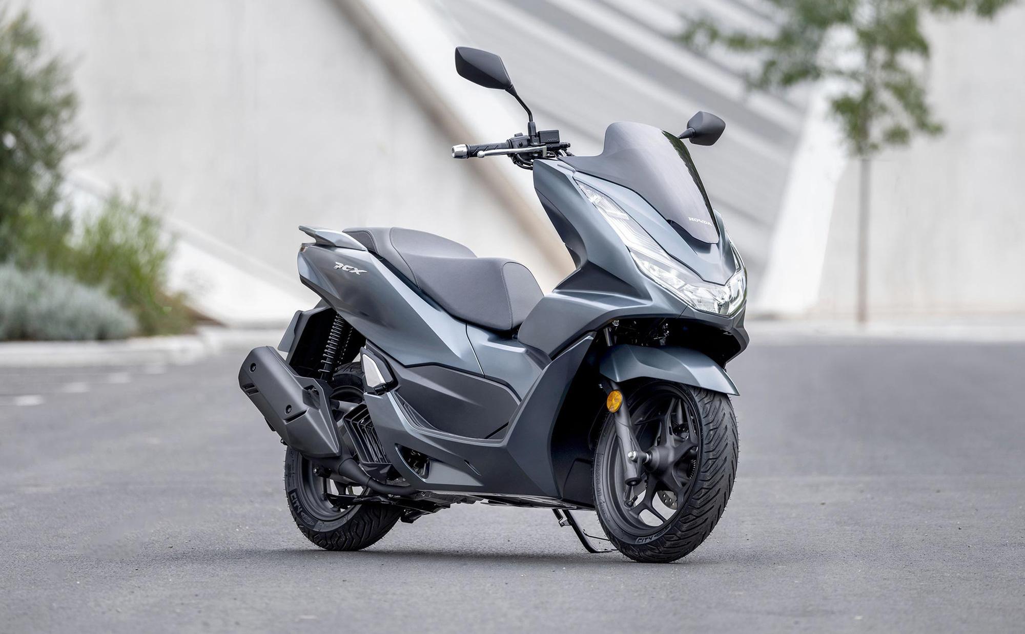 Xe tay ga Honda PCX 160 sắp được ra mắt - Ảnh 1.