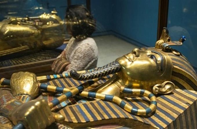 9 loại vũ khí siêu lợi hại của các Pharaoh Ai Cập đè bẹp kẻ thù - Ảnh 1.