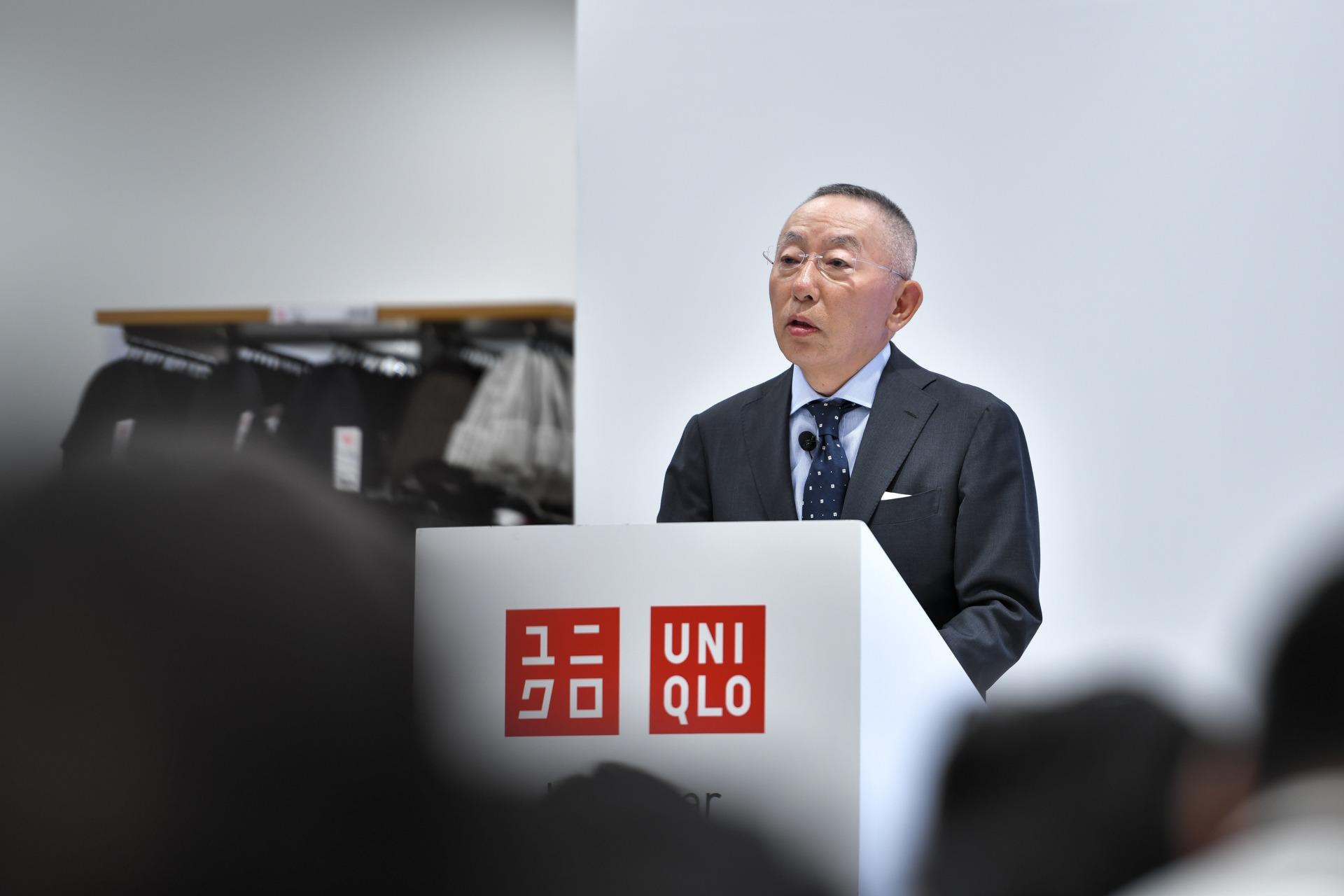 Tài sản của ông chủ Uniqlo tăng gấp đôi lên hơn 41 tỷ USD - Ảnh 1.
