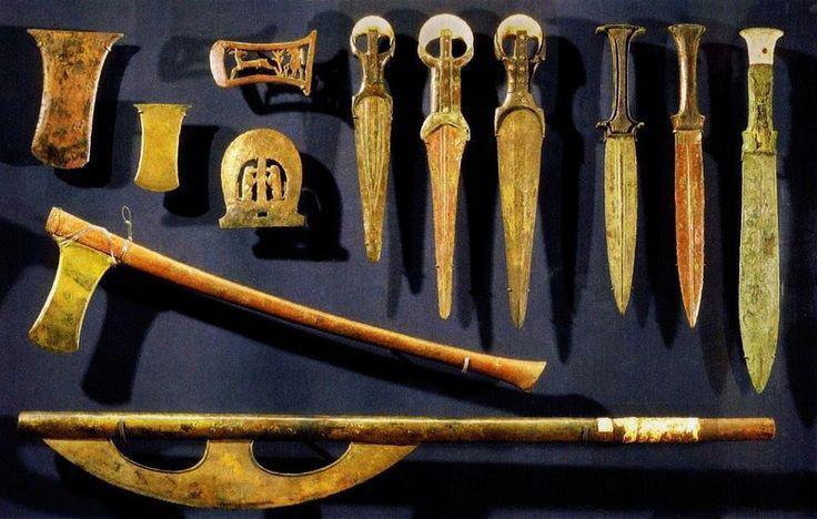9 loại vũ khí siêu lợi hại của các Pharaoh Ai Cập đè bẹp kẻ thù - Ảnh 2.