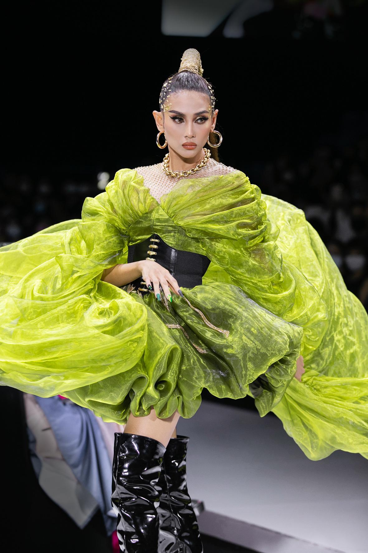 """Võ Hoàng Yến nêu ra tiêu chuẩn trở thành người mẫu hạng A, """"vén màn"""" góc khuất nghề mẫu - Ảnh 3."""