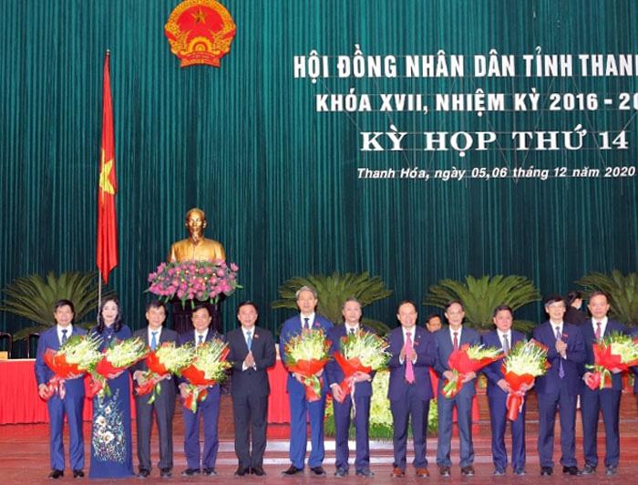 """Tân Chủ tịch UBND tỉnh Thanh Hóa Đỗ Minh Tuấn hứa sẽ """"trọng dân, gần dân, lắng nghe tâm tư, nguyện vọng dân"""" - Ảnh 3."""