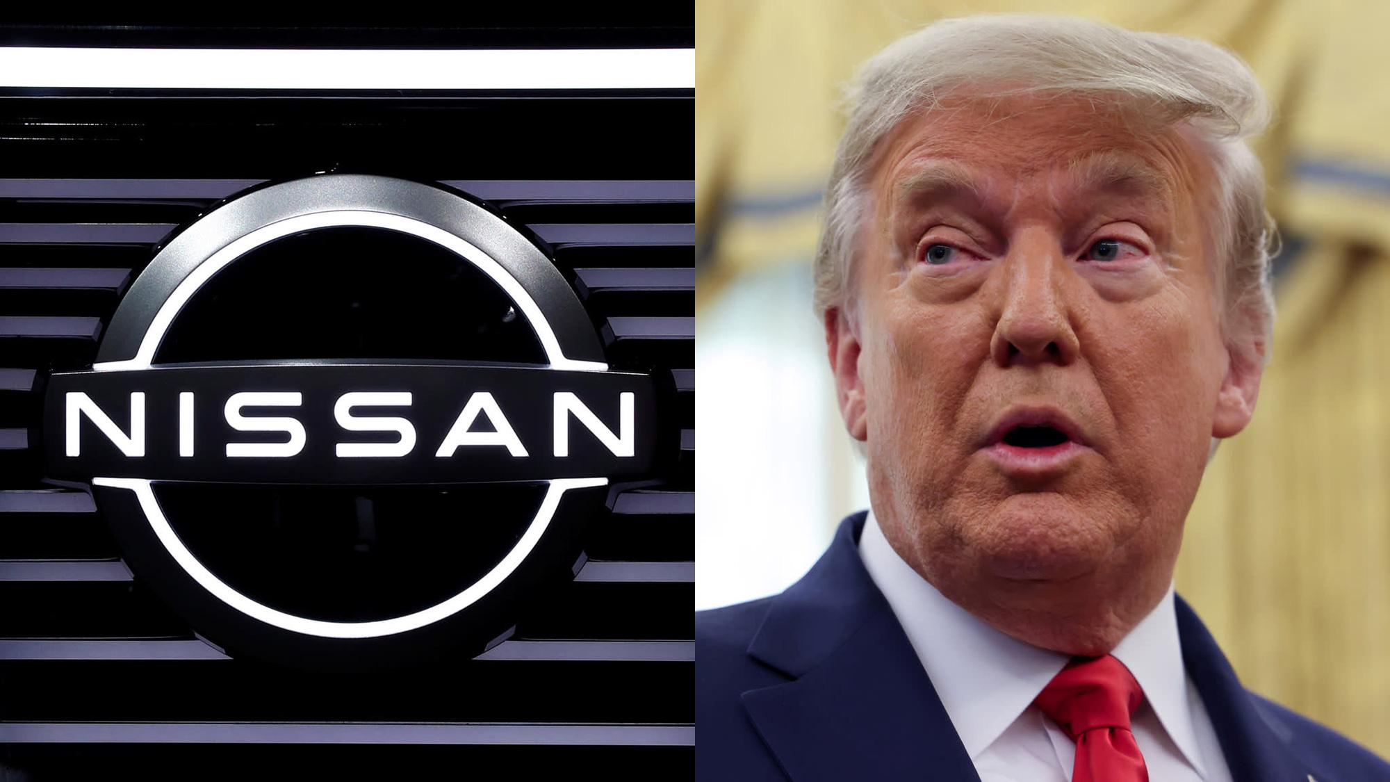 Nissan bất ngờ 'phản' Trump, tiến về phía chính quyền Biden - Ảnh 1.