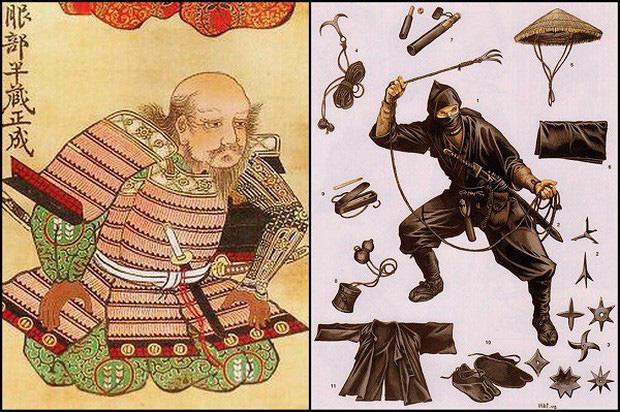 """Cuộc đời huy hoàng ninja """"xuất quỷ nhập thần"""" nổi tiếng Nhật Bản - Ảnh 1."""