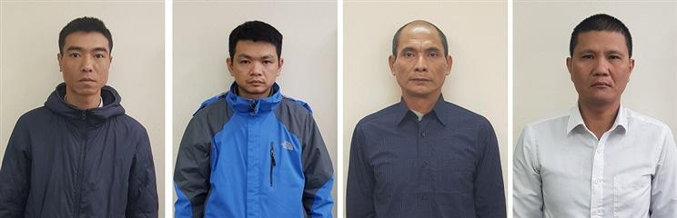Bộ Công an khởi tố 13 bị can là kỹ sư, giám đốc trong vụ án cao tốc Đà Nẵng -Quảng Ngãi - Ảnh 4.