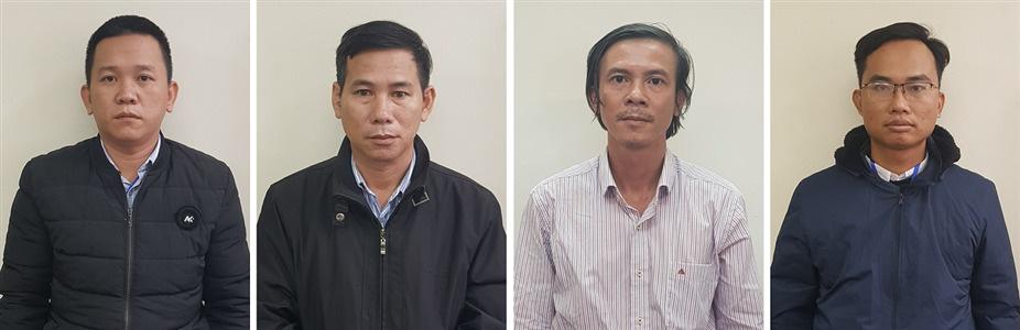 Bộ Công an khởi tố 13 bị can là kỹ sư, giám đốc trong vụ án cao tốc Đà Nẵng -Quảng Ngãi - Ảnh 1.