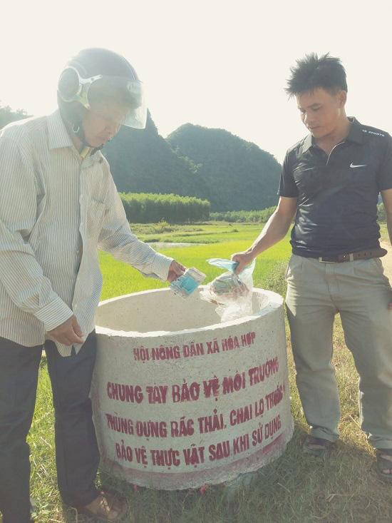Xây dựng nông thôn mới gắn với bảo vệ môi trường  - Ảnh 1.
