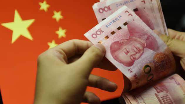 Trung Quốc phát 20 triệu NDT kỹ thuật số cho người dân dùng thử - Ảnh 1.
