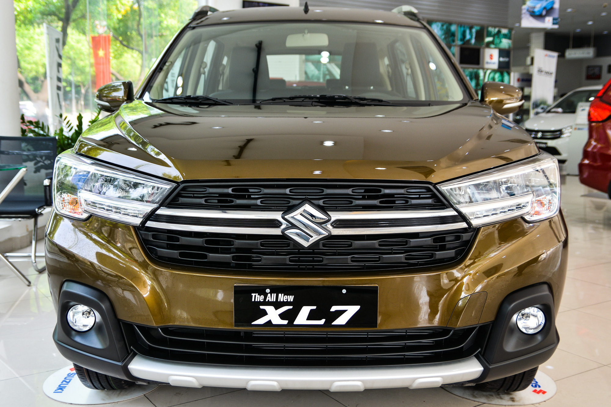 Những mẫu xe được giảm giá mạnh trong tháng cuối năm - Ảnh 3.
