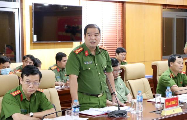 Bộ Công an nói gì về ông Trần Quý Thanh và con gái Trần Uyên Phương bị tố lừa đảo? - Ảnh 1.
