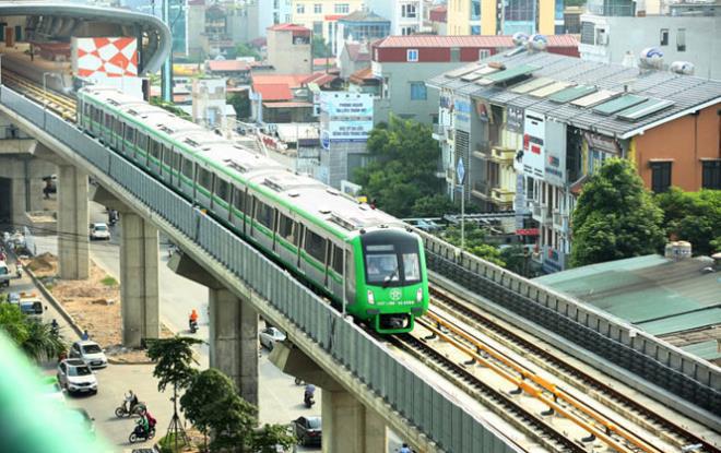 Từ 12/12, đường sắt Cát Linh - Hà Đông vận hành thử 20 ngày để đánh giá an toàn - Ảnh 1.